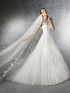 Suknia Ślubna Pronovias Pramola