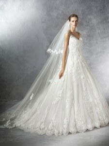 Suknia Ślubna Pronovias Primadona
